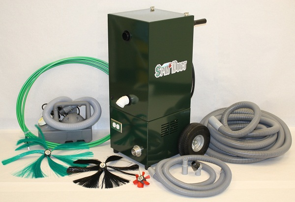 Spinduct Professional Air Duct Cleaning Equipment