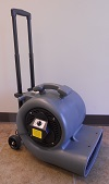 CWS-Direct 1/2HP Air Mover w Wheel Cart, 2200 CFM