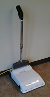 CWS Extra Wide Vac/Sweeper